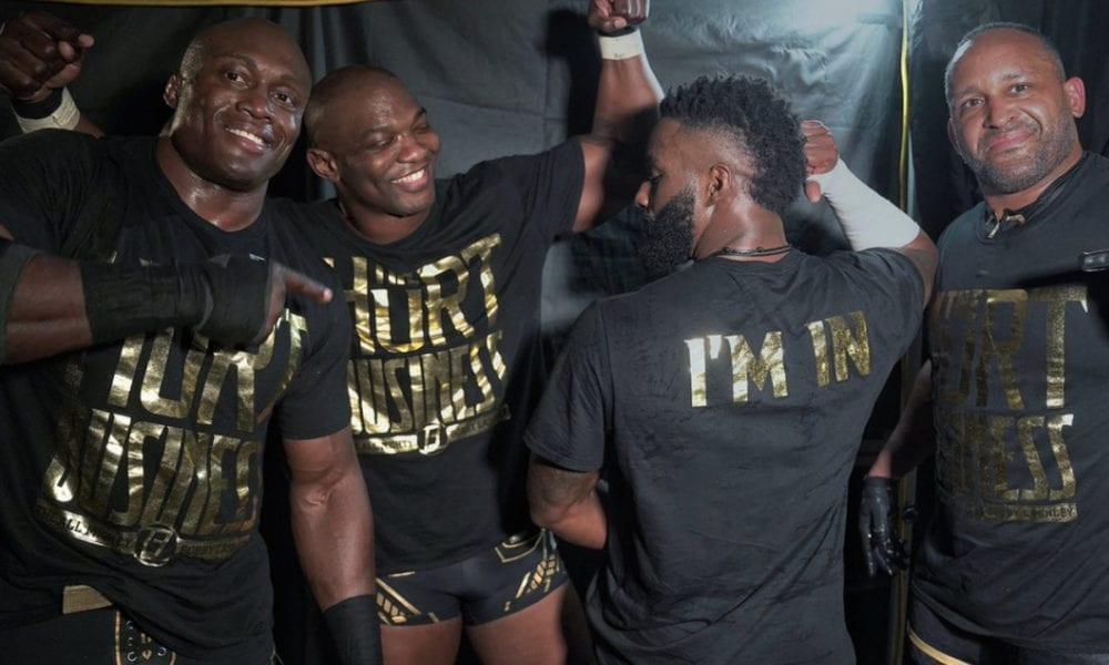MVP parece interesado en agregar una estrella femenina de la WWE en The Hurt Business
