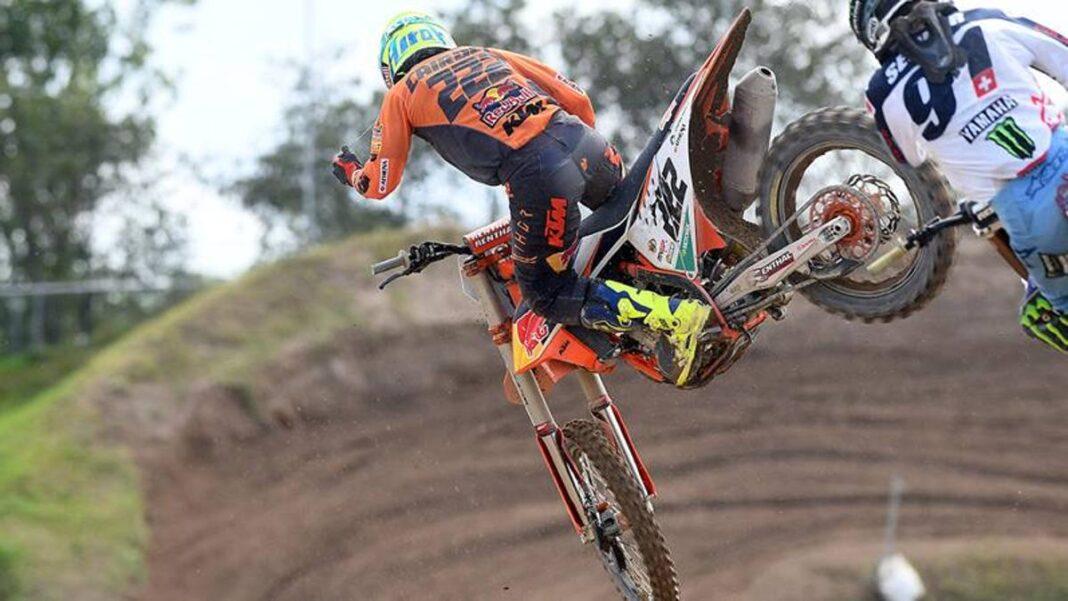 MXGP, etapa en España.  En la nueva pista, Cairoli sueña con volver a Gajser