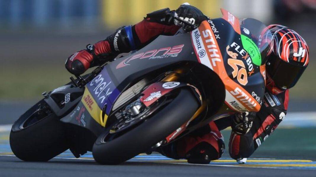MotoE Le Mans: Torres de hormigón, 6º y campeón del mundo.  Tuuli gana