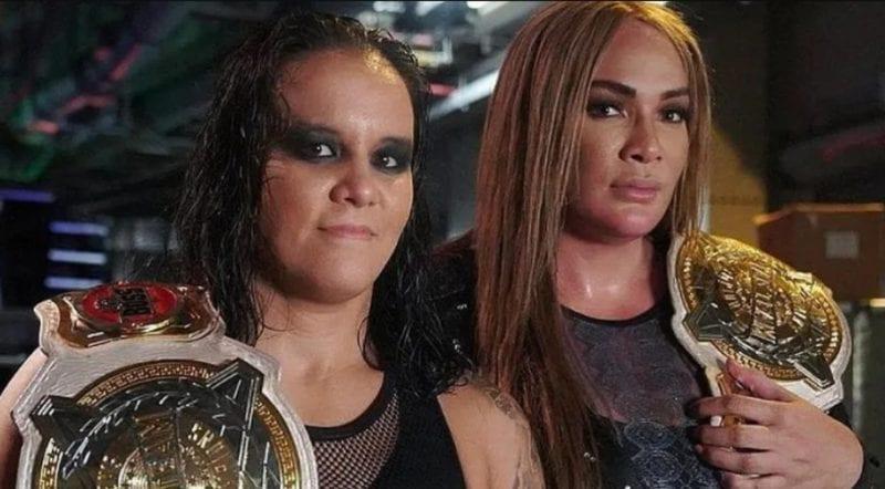 Nia Jax y Shayna Baszler regresan a WWE Raw esta noche