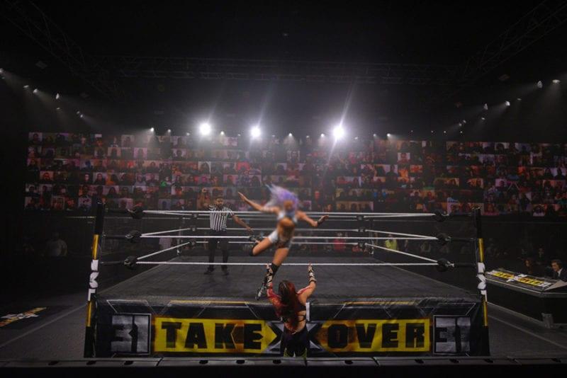 Otro brote de COVID-19 en WWE Performance Center