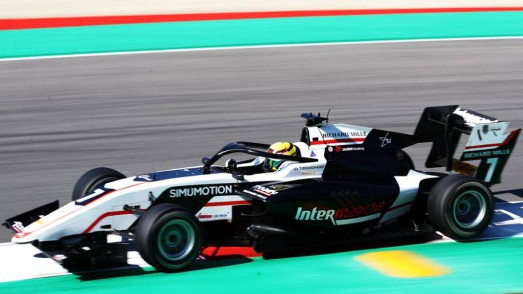 Pourchaire: 'En Sauber no creían en mi segundo lugar.  Quiero entrar en F2 '