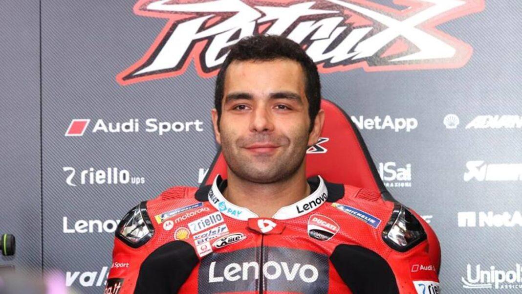 """Quartararo: """"Genial, pero cuidado con los Ducatis"""".  Petrucci: """"Yo lo juego"""""""