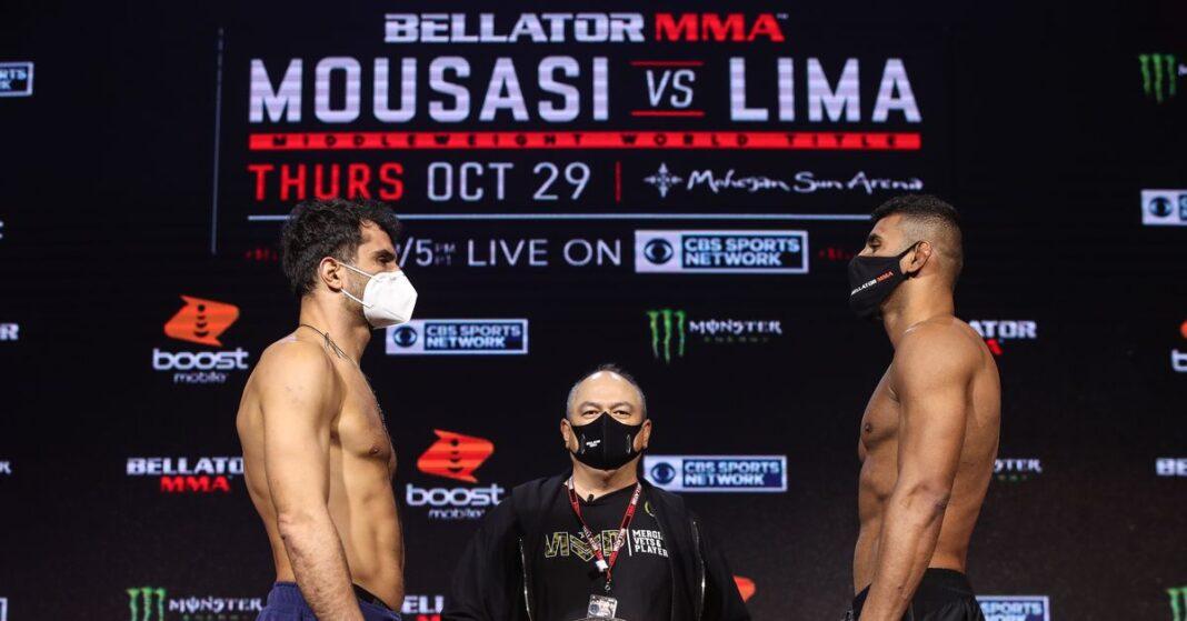 Resultados Bellator 250: Mousassi vs.Lima