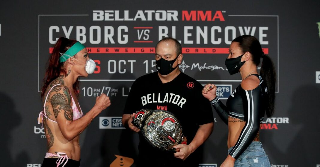 Resultados de Bellator 249: Cyborg vs.Brunkovi