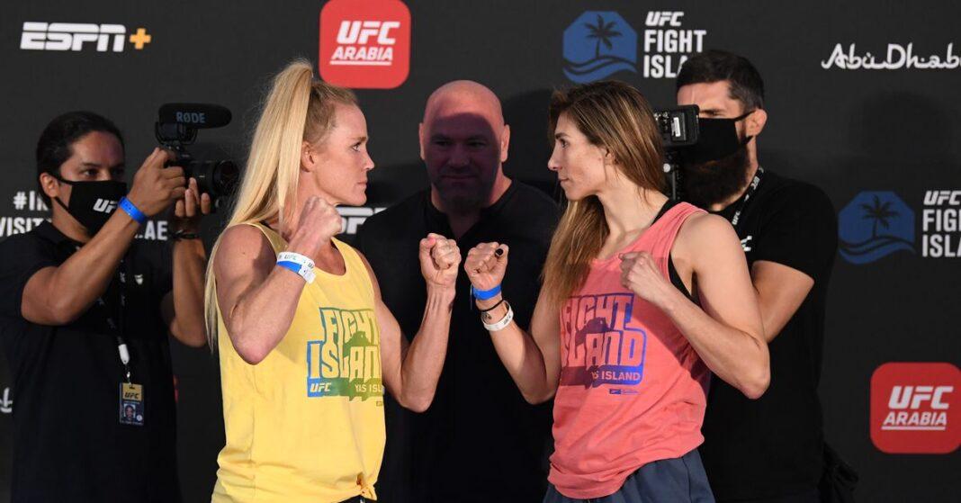 Resultados de UFC Fight Island 4: Casa vs.Aldana