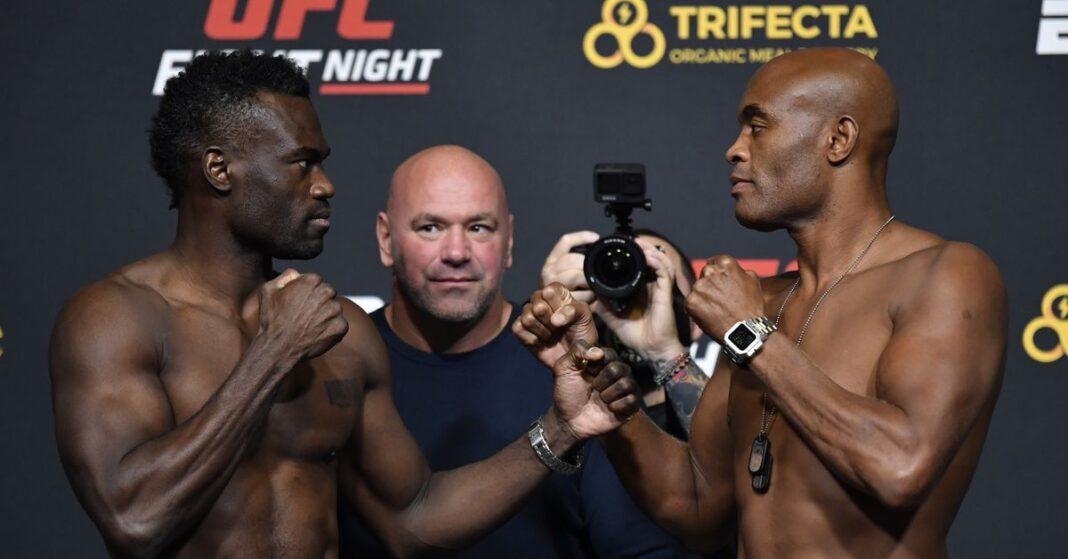 Resultados de UFC Las Vegas 12: Hall v Silva