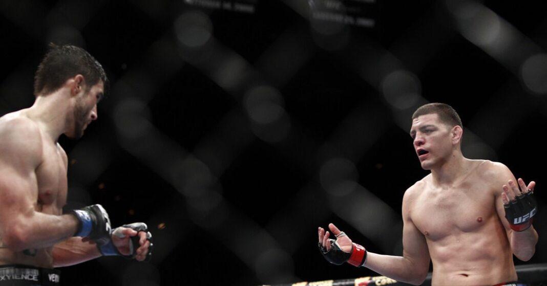 Revisión de robo: Carlos Condit y Nick Diaz en UFC 143