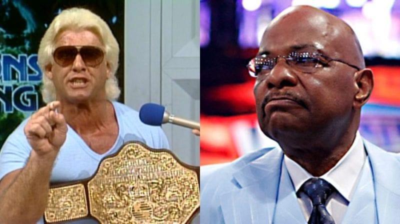 Teddy Long dijo que Ric Flair nunca se disculpó por llamarlo la palabra N