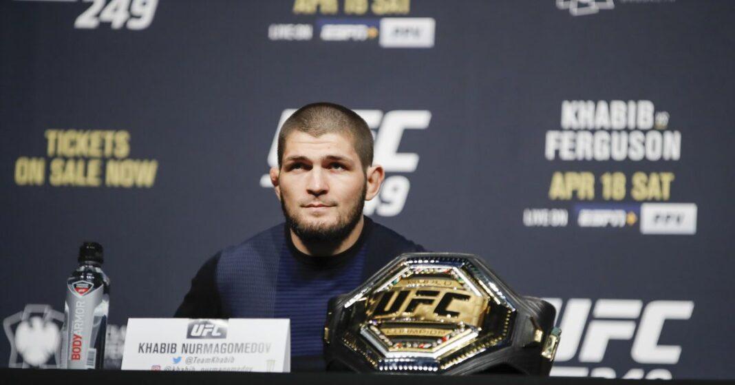 Una semana después de su lanzamiento, el video promocional de UFC 254 Nurmagomedov vs.Gaethje tiene más de 2 millones de visitas.
