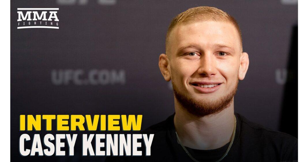 Video: Casey Kenney quiere