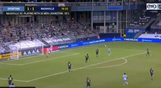 Video: Erik Hurtado anota el golazo del contendiente de la temporada en el choque de la MLS