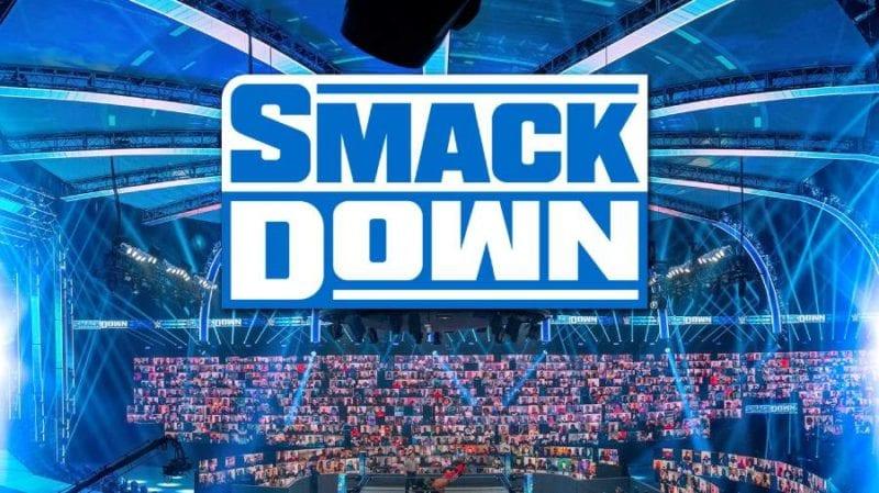 WWE Draft Edition Friday Night SmackDown anunció el gran juego de la próxima semana