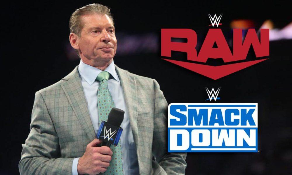 WWE está dividiendo otro equipo de etiqueta