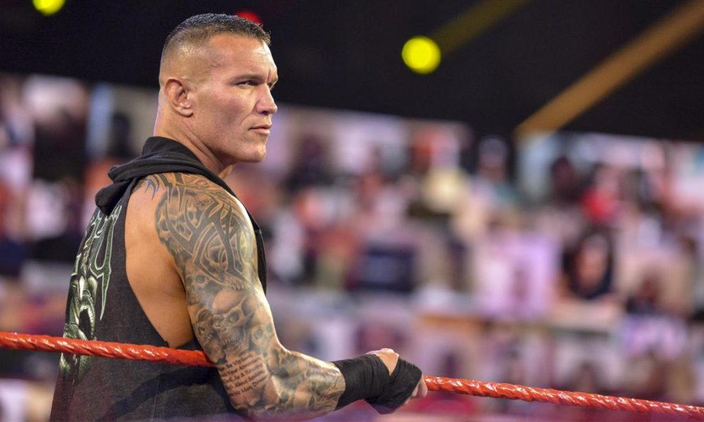 WWE recibió una fecha de prueba para contrarrestar la afirmación de usar el diseño del tatuaje de Randy Orton en videojuegos