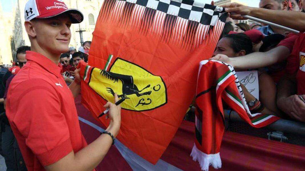 ¿Schumacher junior en Haas el 15 de diciembre?