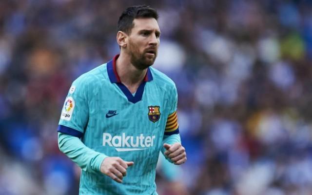 Messi podría terminar su carrera en Nueva York