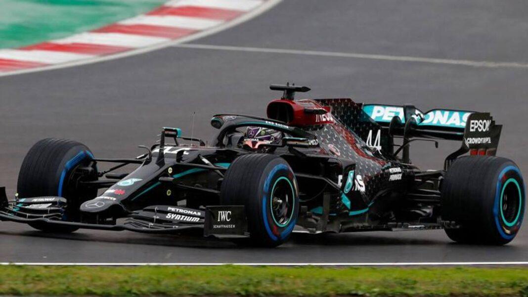 EN VIVO F1 GP Turquía, Hamilton por el séptimo título |  El show en vivo del GP comienza a las 11.10