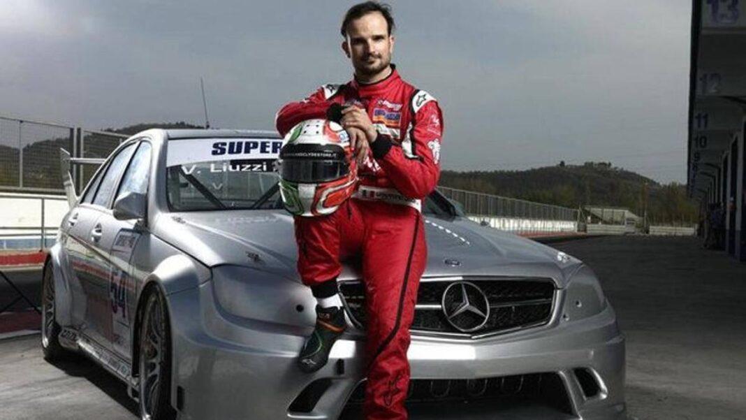 El ex F1 Liuzzi regresa a casa después de la hospitalización por Covid