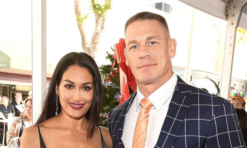 El hijo de John Cena contactó a Nikki Bella después del nacimiento
