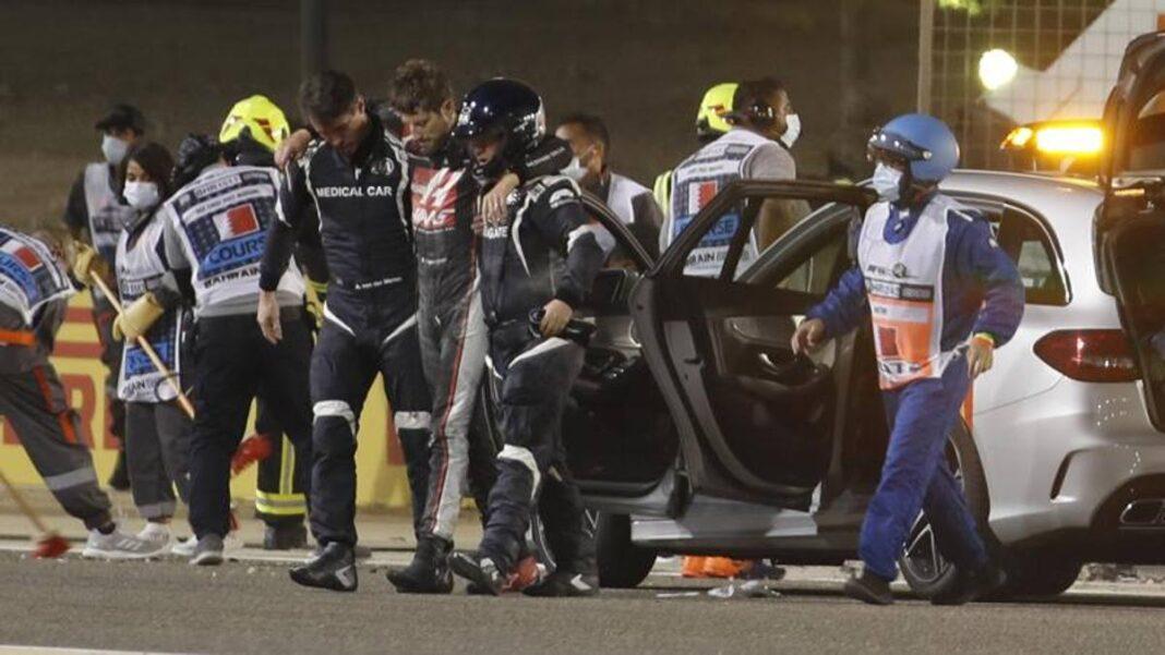 F1 Bahrein, las boletas de calificaciones: Sainz y Hamilton de 9, pero los verdaderos héroes son los comisionados de la FIA
