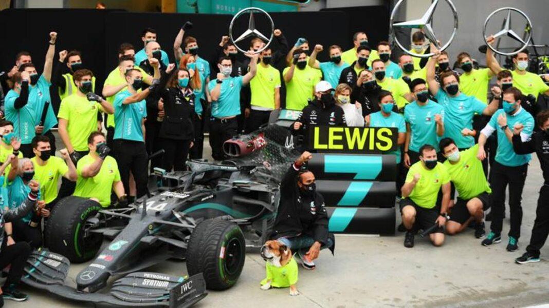 F1: Hamilton y Ferrari nunca juntos, por eso