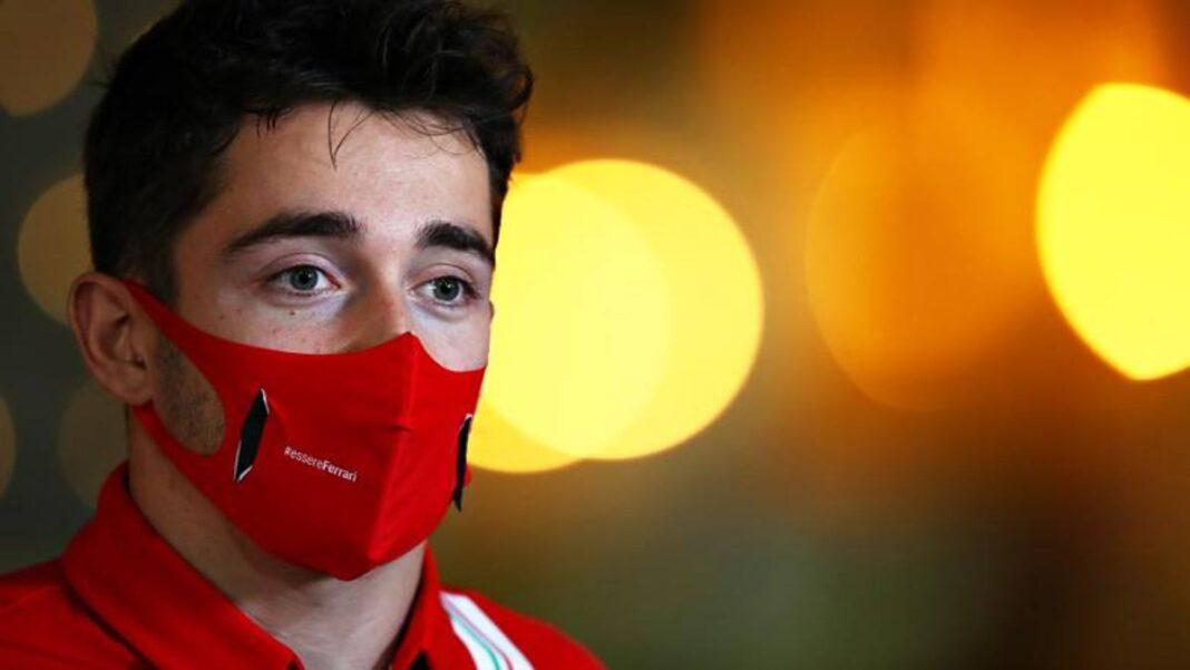Leclerc señala el objetivo de Ferrari: