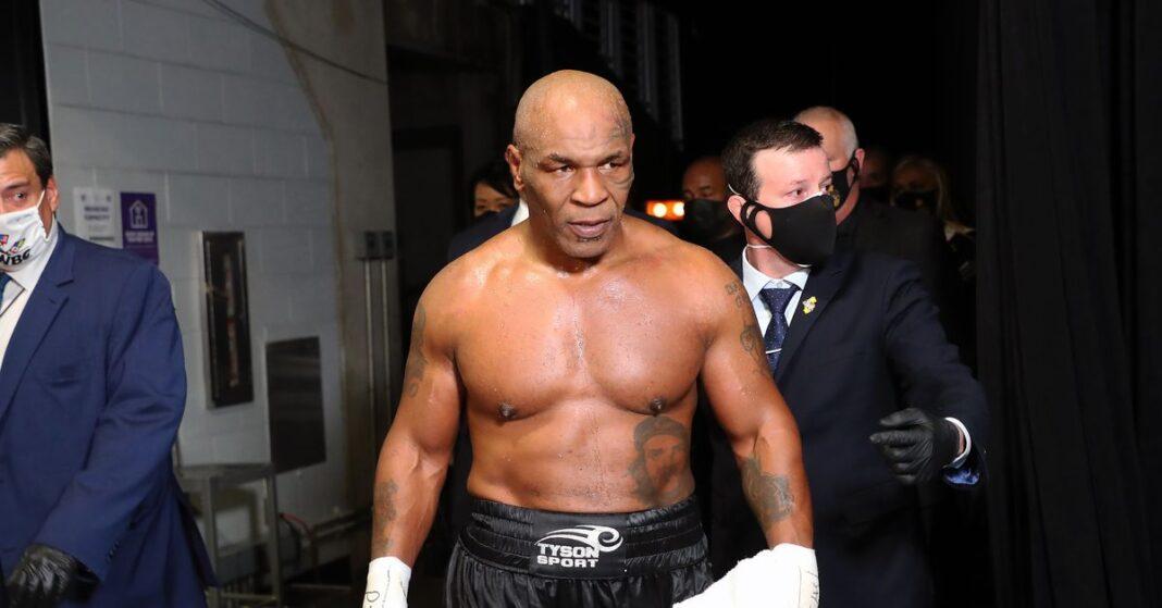 Mike Tyson (Mike Tyson): El boxeo debe atribuirse a peleadores como Jake Paul, que despertó el interés de la gente,