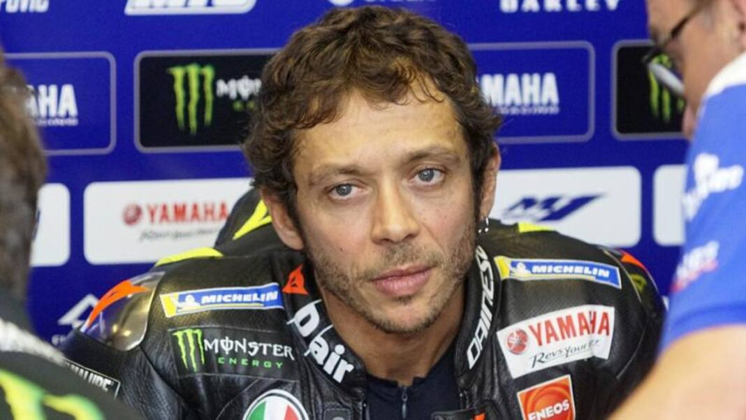 Rossi es negativo, vuela a Valencia: ahora una nueva prueba para saber si puede competir