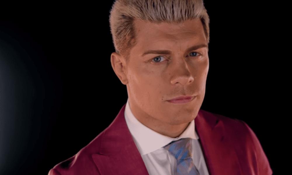 WWE solicitó múltiples marcas registradas de WCW después de oponerse a Cody Rhodes