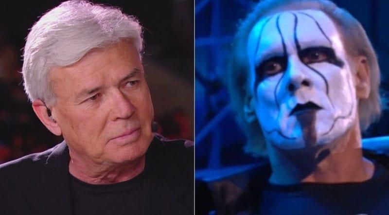 Eric Bischoff reacciona a la incorporación de Sting a AEW