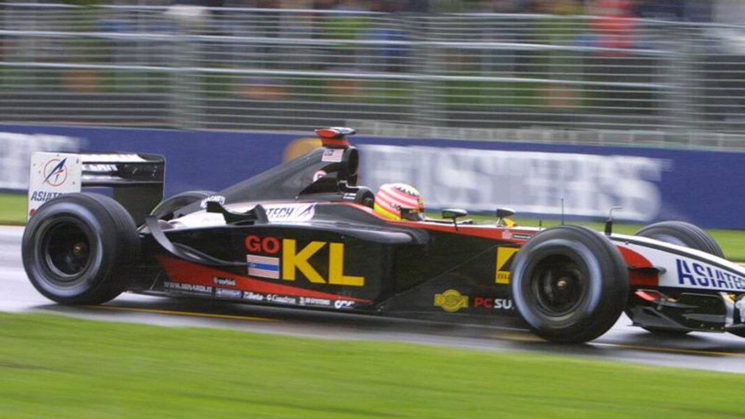 F1, dos novatos en los GP durante la temporada actual: no ha sucedido desde 2001