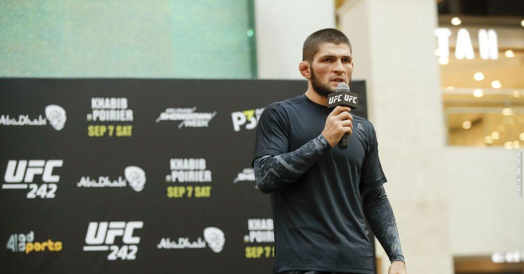 Khabib Nurmagomedov quiere agregar su nueva promoción a la liga filial de UFC