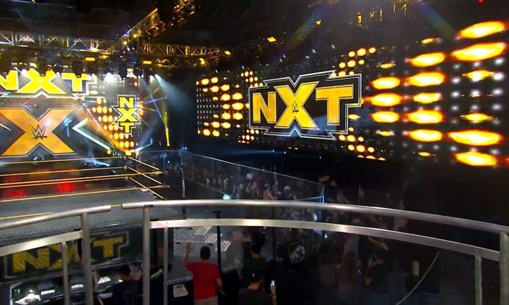 WWE NXT anunció el miércoles un nuevo juego