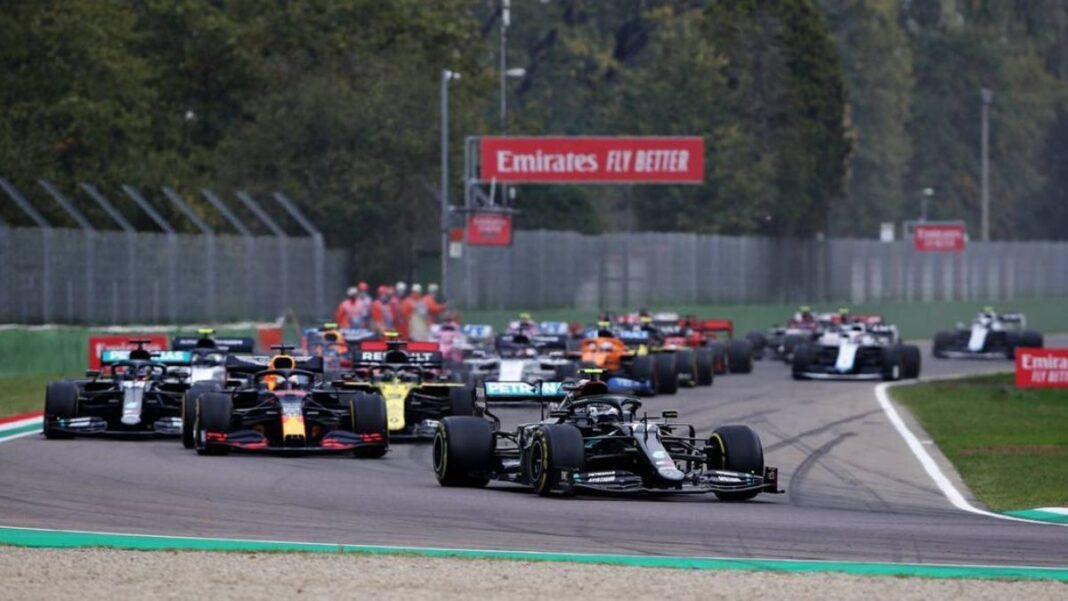 Corsini: 'De Todt a Liberty Media, cómo la F1 volvió a Imola'
