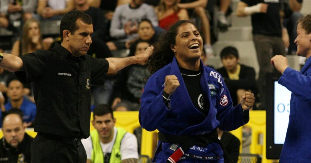 La leyenda del Jiu-Jitsu Hannette Staack planea hacer su debut en MMA en 2021