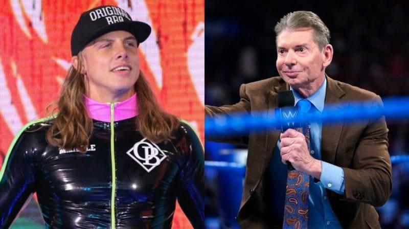 Matt Riddle puede no haber firmado un nuevo contrato con WWE