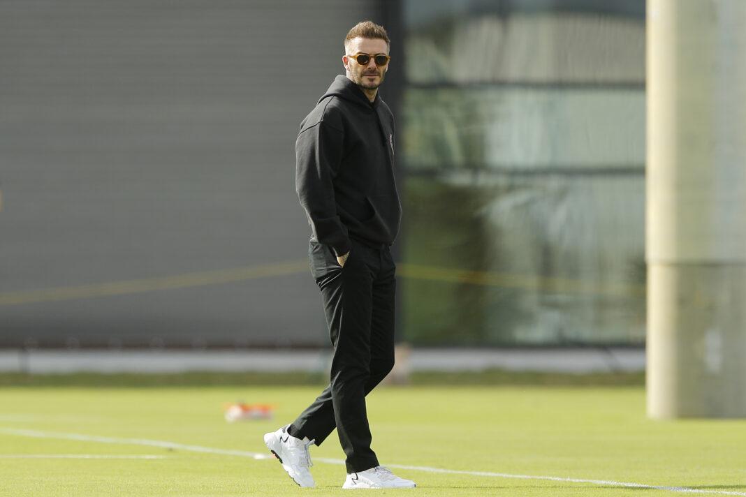 Informe: David Beckham está invirtiendo una cantidad significativa de su dinero en mejorar el Inter Miami