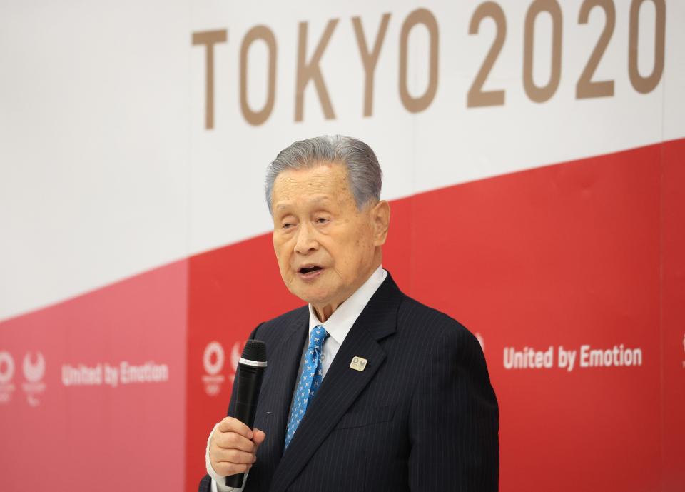 Mori admitió que sus comentarios sobre las mujeres fueron 'inapropiados'