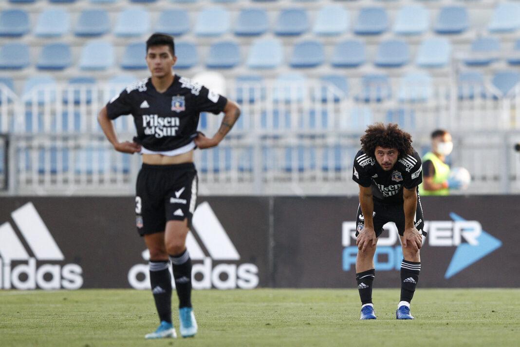 El equipo Colo-Colo recibe una amenaza de muerte cuando el club se enfrenta al descenso por primera vez en su historia