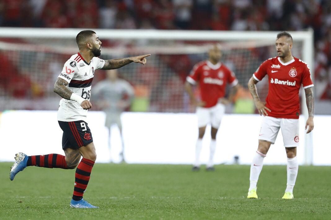 El as del Flamengo ha marcado en el 60 por ciento de sus partidos ante el Internacional