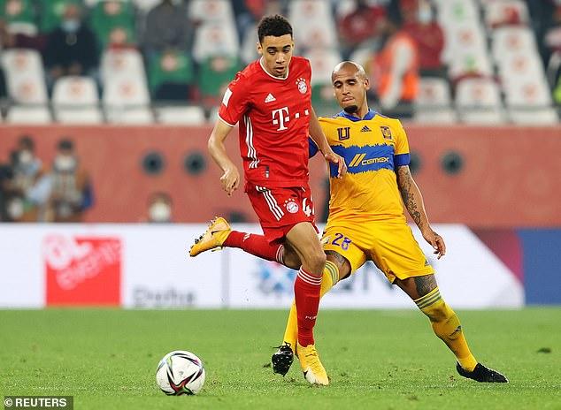 El joven del Bayern de Múnich es uno de los mejores prospectos de ataque del mundo con tan solo 17 años