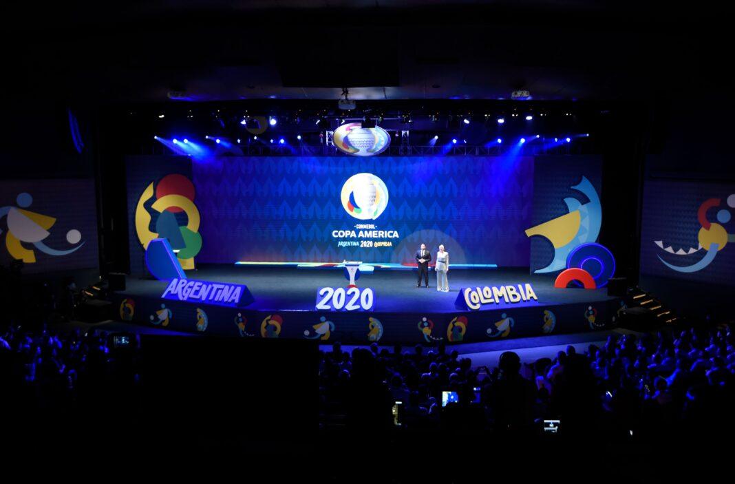 Los invitados de la Confederación Asiática de Fútbol se retiran del torneo Copa América 2021