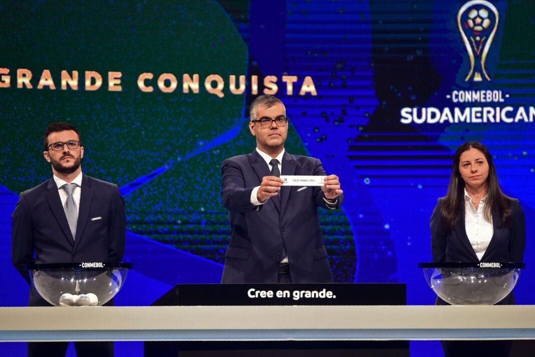CONMEBOL anuncia fecha del sorteo de las competiciones Copa Libertadores y Sudamericana