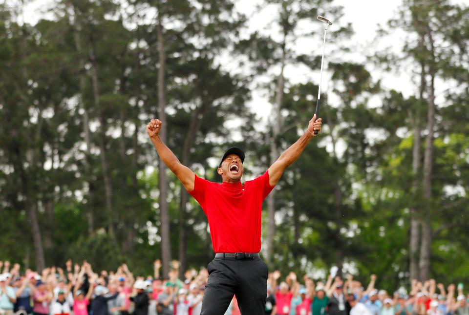 Tiger Woods es uno de los íconos deportivos más famosos del planeta.