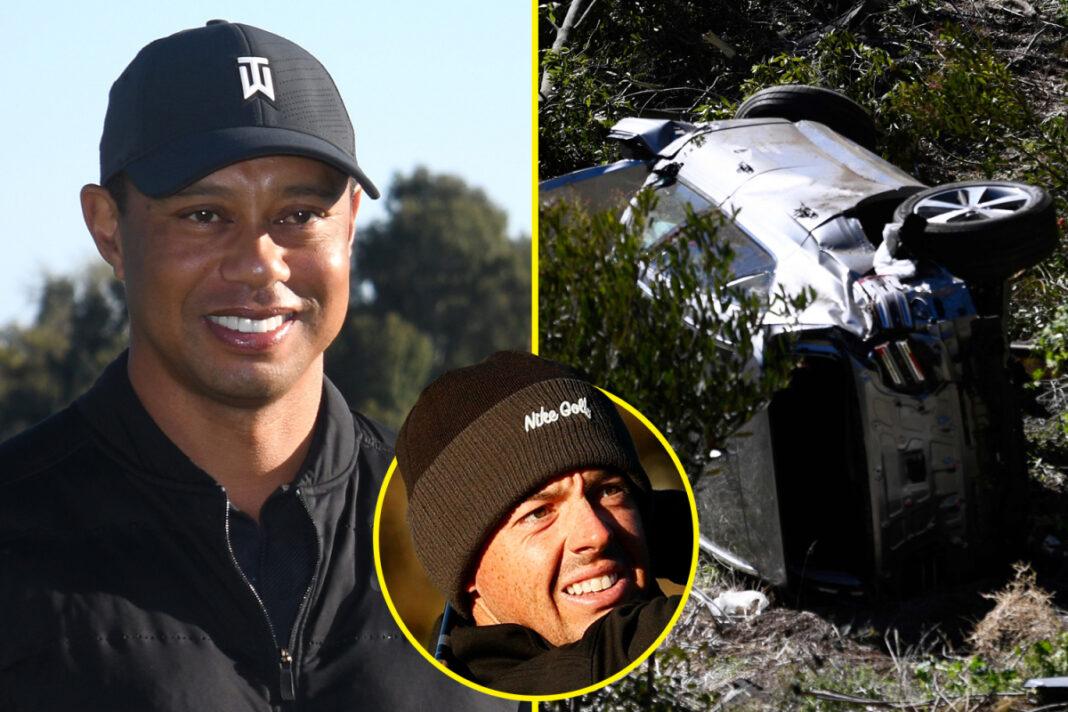 Rory McIlroy insiste en que 'el golf está muy lejos de la ecuación' y 'todos deberían estar agradecidos de que esté vivo'