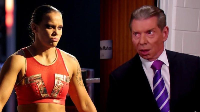 A Shayna Baszler y Vince McMahon no les gustó su estilo de MMA. ¿Cómo la ayudaron Sasha Banks y Bayley a adaptarse al juego?