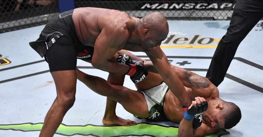 Dana White defiende la legitimidad de Kamaru Usman como luchador y potencial superestrella: