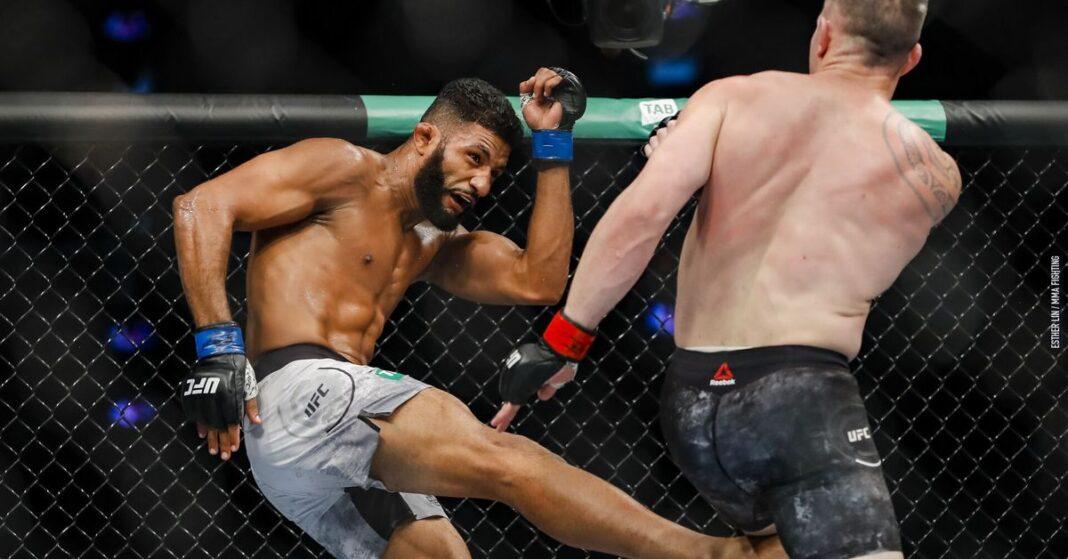 Dhiego Lima, quien alguna vez tuvo miedo de la cirugía, finalmente está sano después de resolver una lesión persistente en el cuello antes de UFC 258