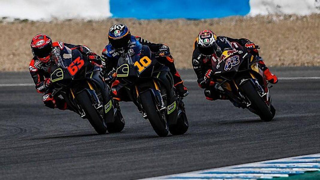 Ducati MotoGP y Superbike: en pista en Jerez con los pilotos oficiales